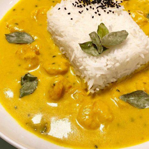 Kerala Seafood Curry Recipe by Shahin Malek