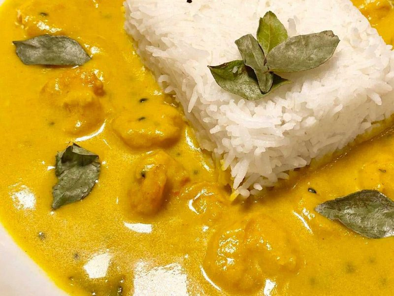 Kerala Seafood Curry Recipe by Shahin Malek