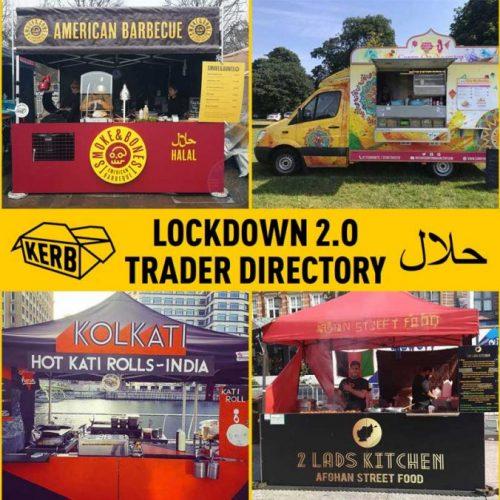 Kerb Lockdown 2.0 Halal Trader Directory