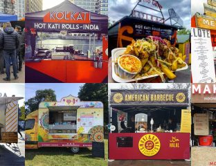 Kerb West India Quay Street Food London