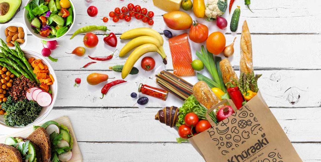 Khuraaki Halal Meal Kit Delivery