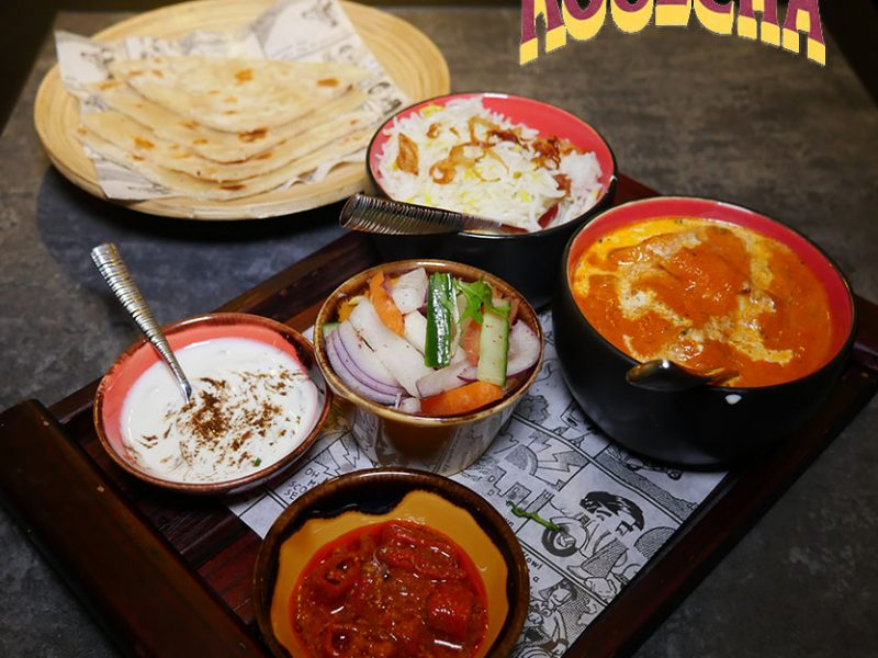 Koolcha Indian Boxpark Wembley Halal restaurant