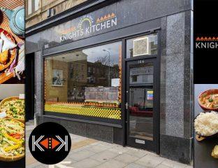 Knights Kitchen Halal Kenyan African Caribbean Restaurant Edinburgh Scotland