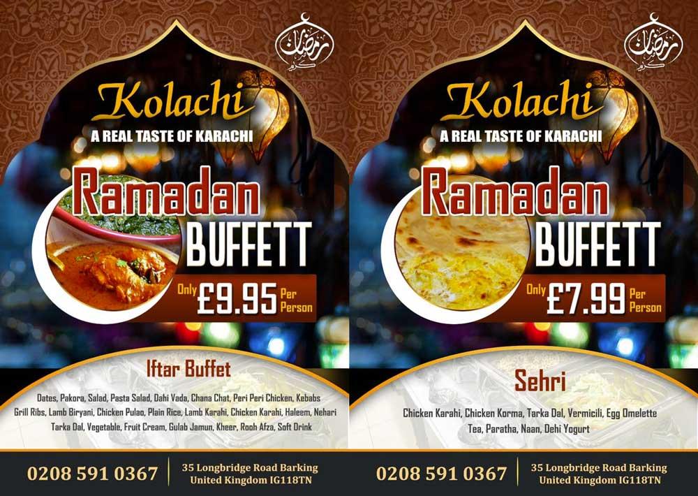 kolachi restaurant ramadan