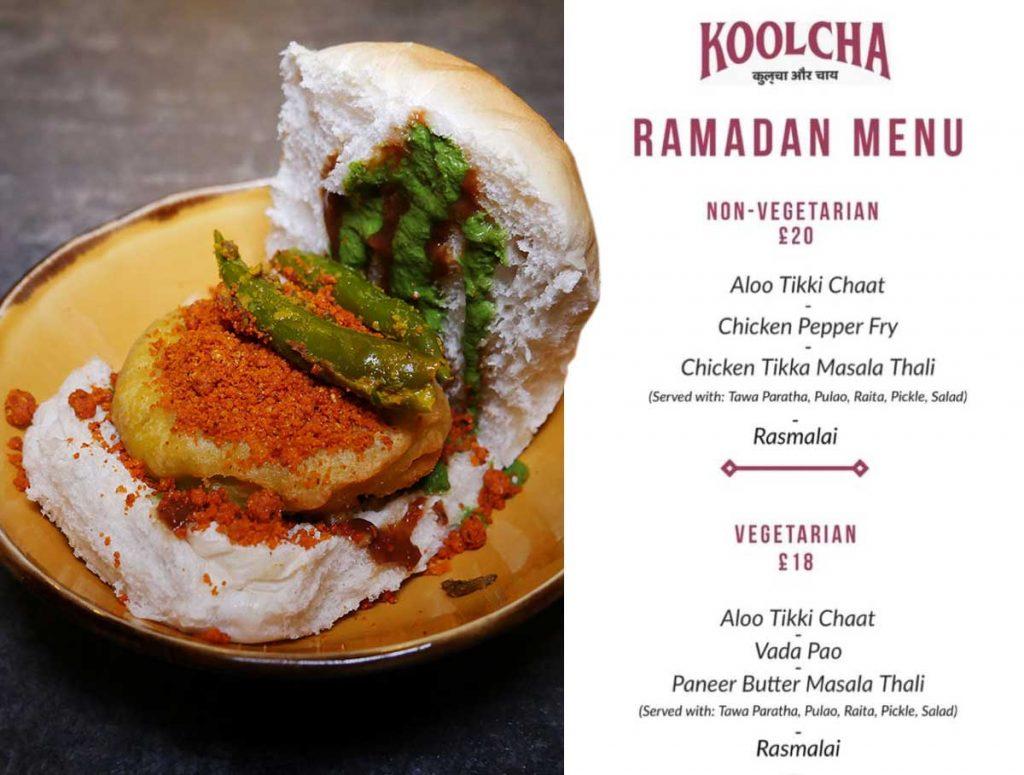 koolcha ramadan iftar wembley