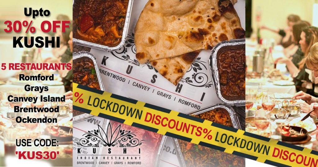 Kushi Restaurant Essex Halal Lockdown