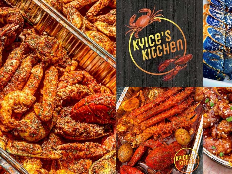 Kyice's Kitchen London Caribbean Middle East