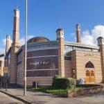 Masjid Umar Halal food restaurant Evington Road Leicester LE2 1HL