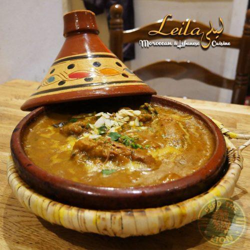 Leila Moroccan and Lebanese Restaurant Halal Ealing Common