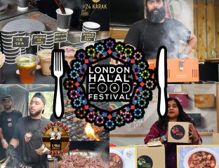 London Halal Food Festival 2021 - London Stadium