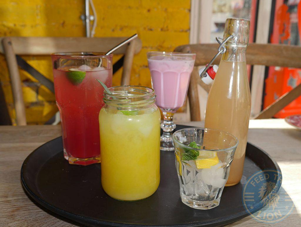 Drinks Beverages Lakaz Maman Mauritian Street Food Southampton Halal restaurant Shalina Masterchef