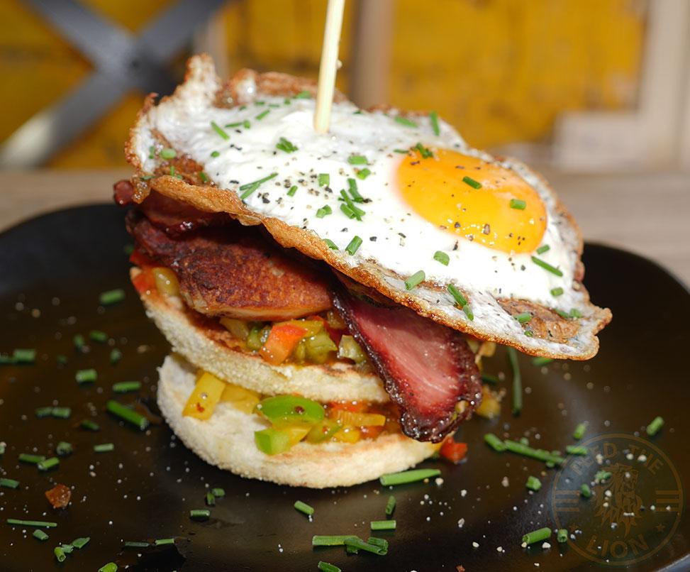 Breakfast Lakaz Maman Mauritian Street Food Southampton Halal restaurant Shalina Masterchef