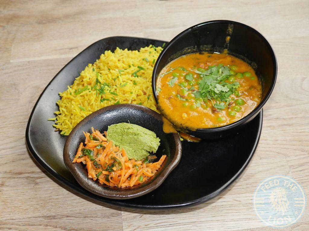 Octopus Curry Lakaz Maman Mauritian Street Food Southampton Halal restaurant Shalina Masterchef
