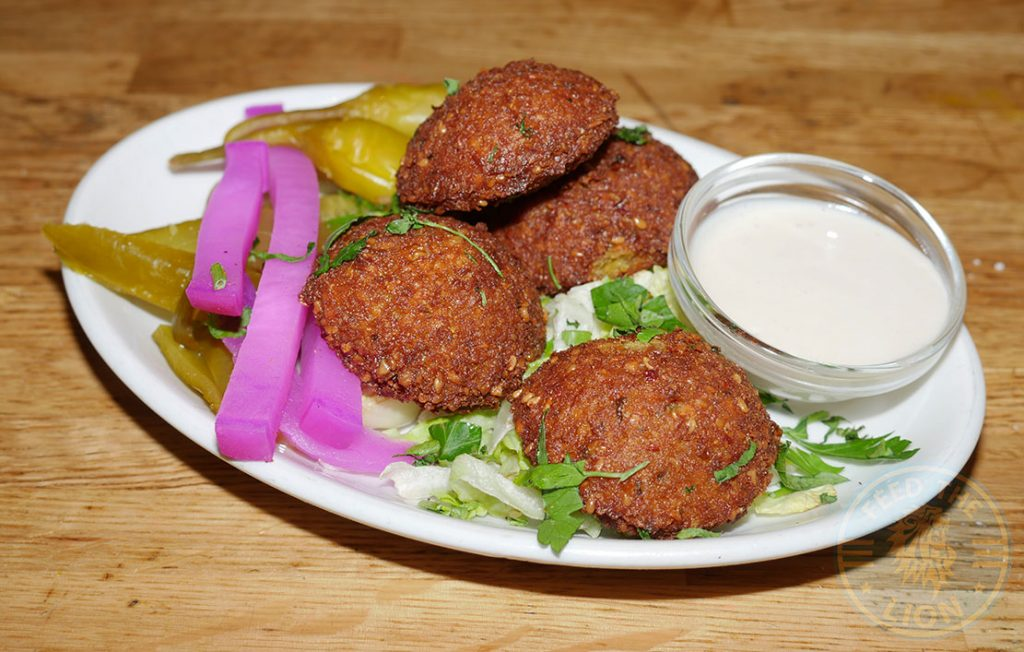 Falafel Leila Moroccan and Lebanese Restaurant Halal Ealing Common