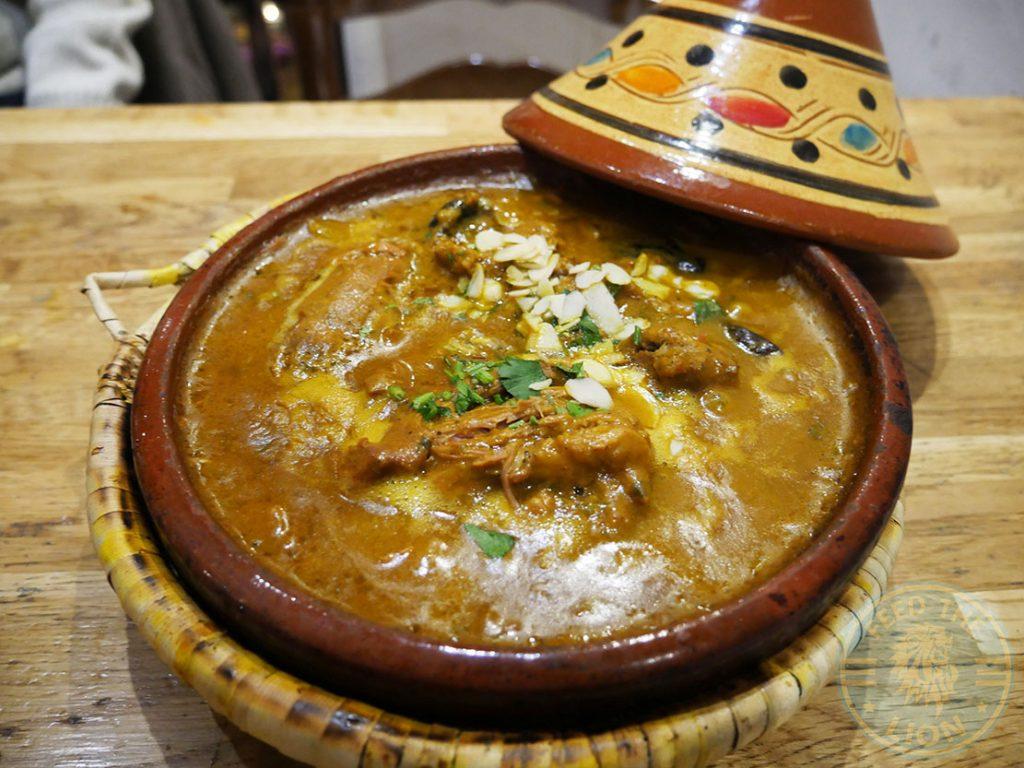 Lamb Tagine Leila Moroccan Lebanese Halal Ealing Common Restaurant