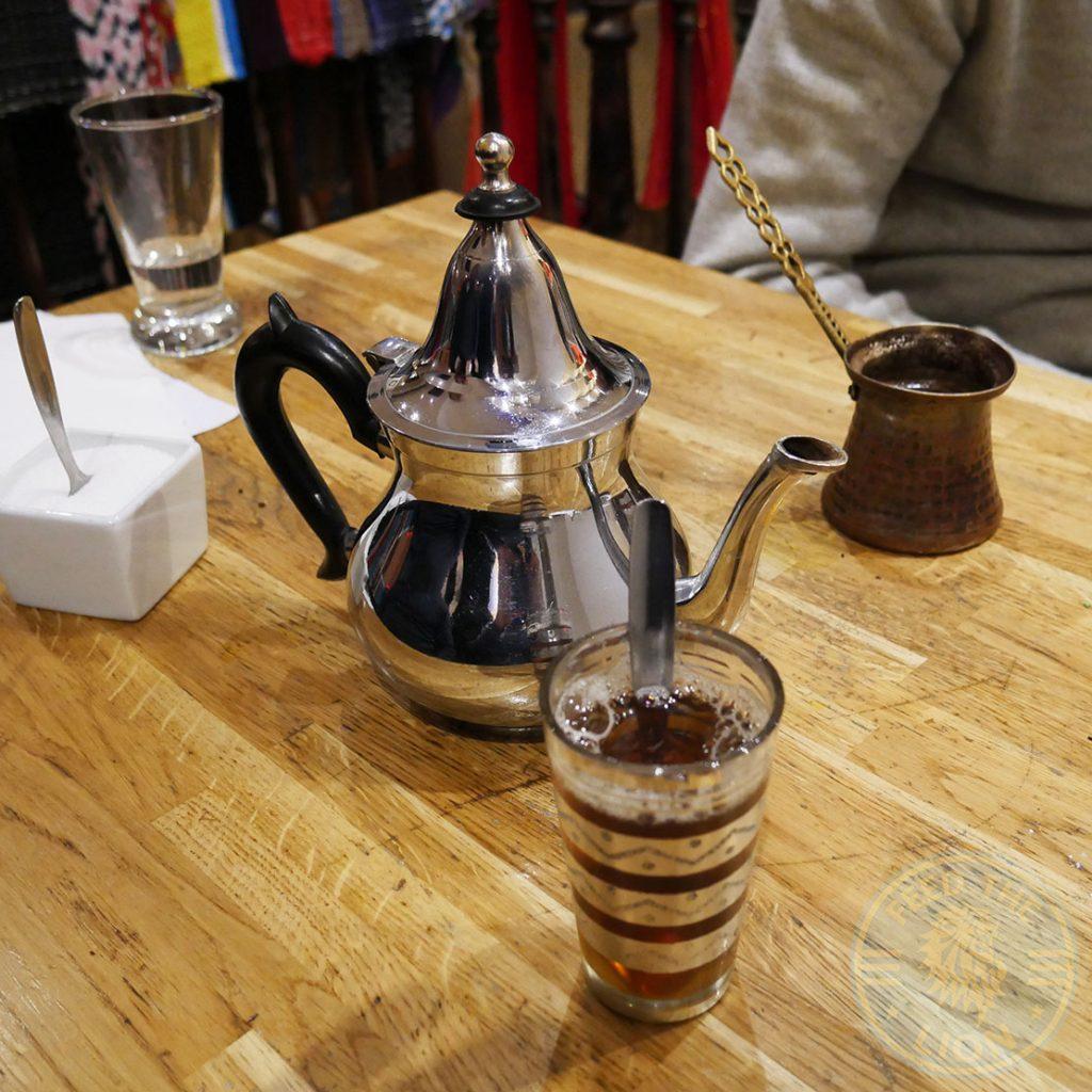 Mint Tea Leila Moroccan Lebanese Halal Ealing Common Restaurant