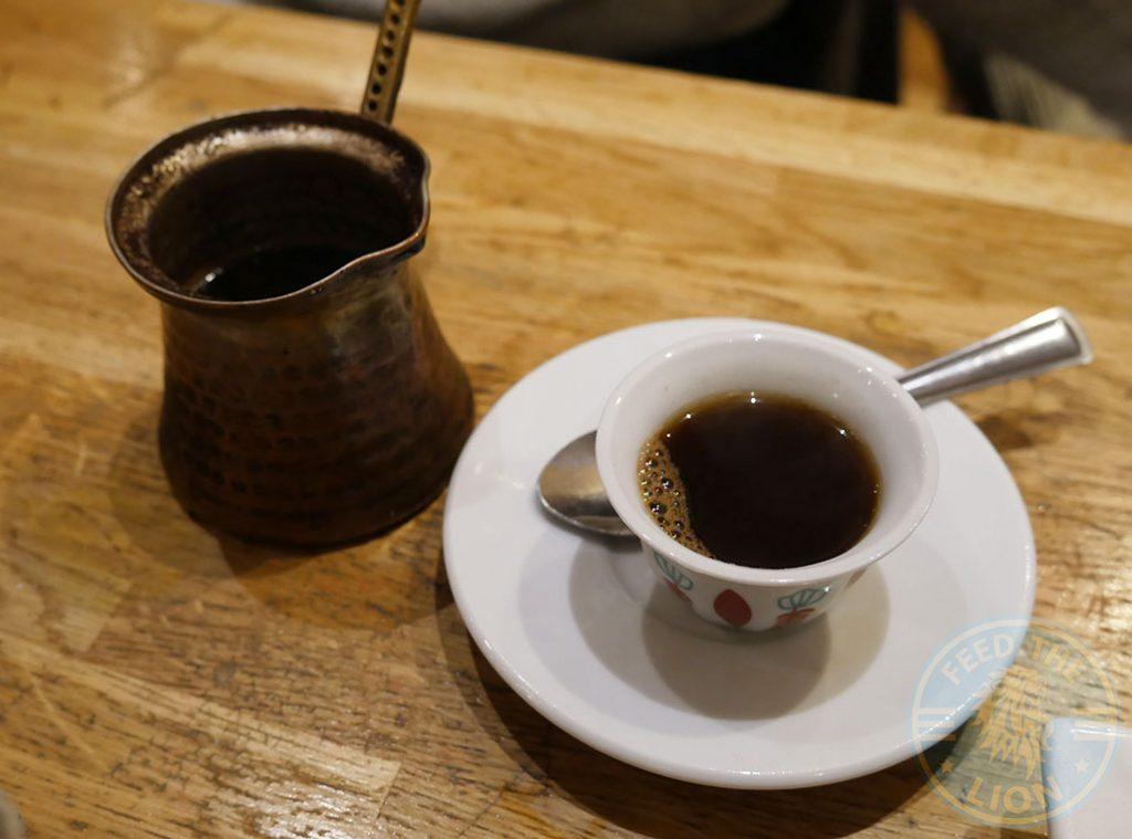 Coffee Leila Moroccan Lebanese Halal Ealing Common Restaurant