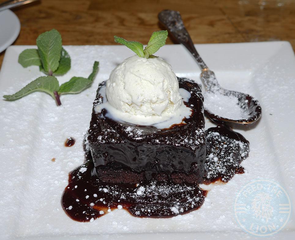 Chocolate Desserts Leila Ealing Moroccan Lebanese Halal Restaurant