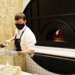 The Lebanese Bakery Halal restaurant Harrods Knightsbridge, London