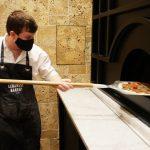 The Lebanese Bakery Halal restaurant Harrods Knightsbridge London