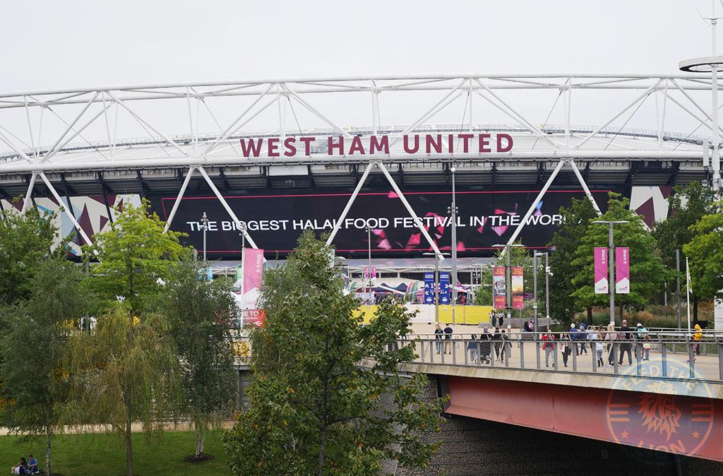 London Halal Food Festival 2021 - London Stadium west ham