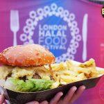 Band of Burgers London Halal Food Festival 2021 - London Stadium