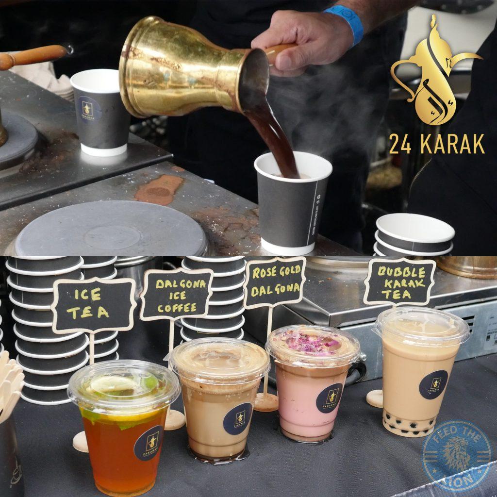 24 Karak Chai London Halal Food Festival 2021 - London Stadium