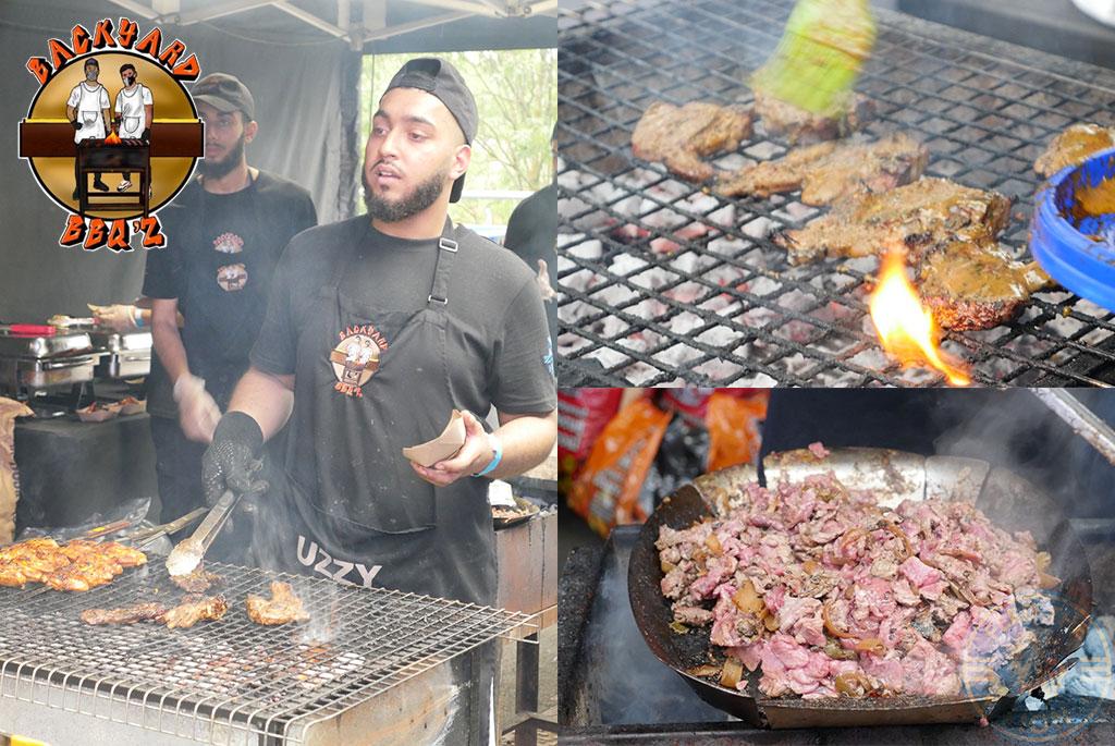 BBQ BOYZ London Halal Food Festival 2021 - London Stadium