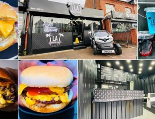 L.A. Burgers & Shakes Halal Restaurant Leicester