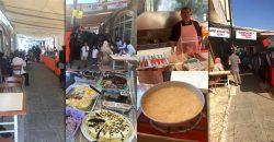 Laburnum Street Food Fair Turkish Halal Suleymaniye Mosque