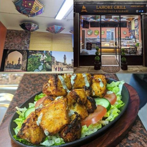 Lahore Grill Halal Pakistani Restaurant Worthing West Sussex