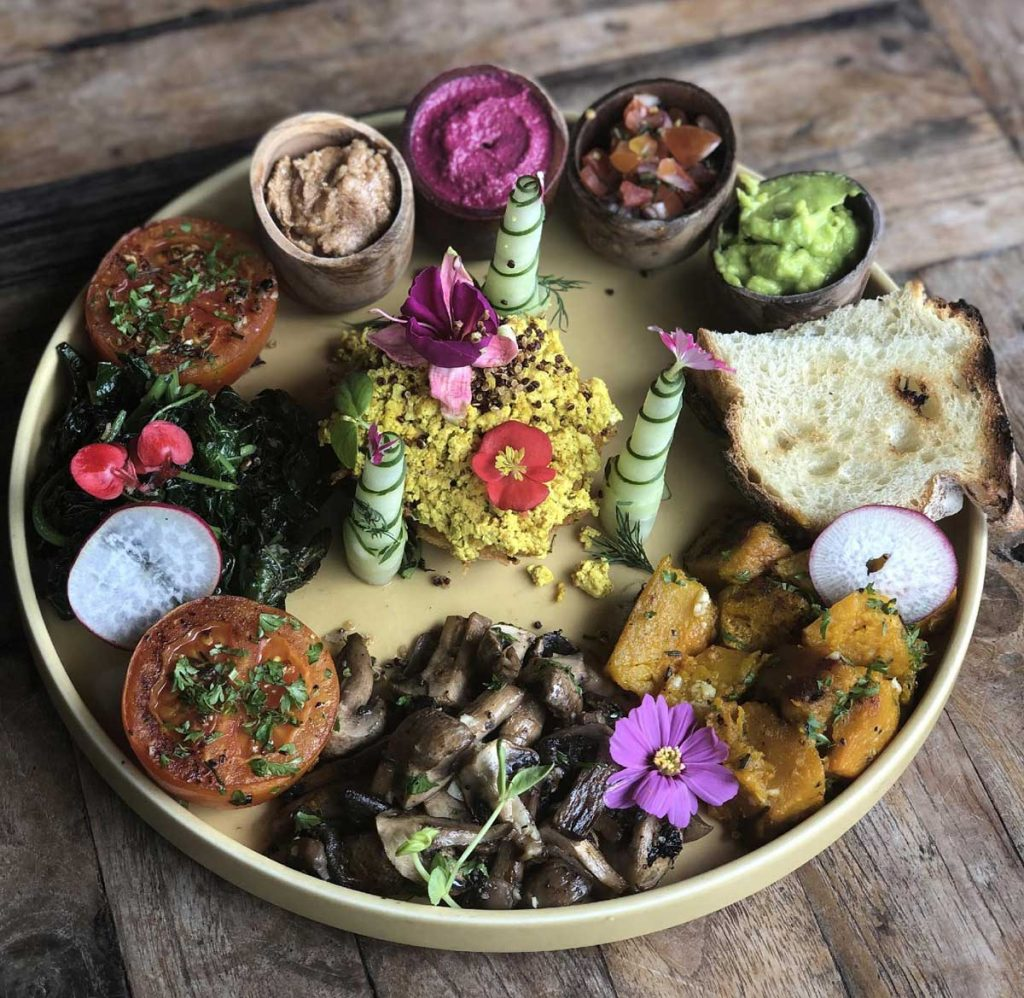 Shelter Cafe Seminyak Bali Indonesia Vegan Vegetarian