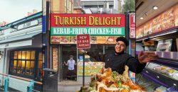 Le Bab Turkish Delight London