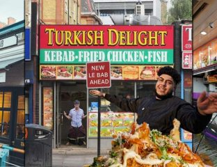 Le Bab Turkish Delight London