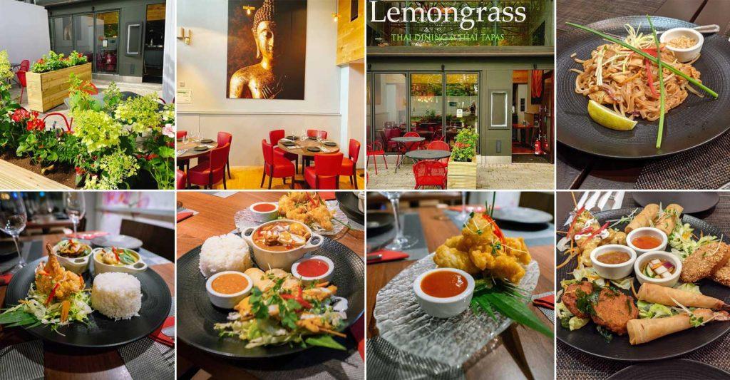 Lemongrass Halal Thai Restaurant Walton-on-Thames London