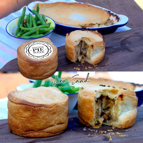 Lina Saad British Pie Week