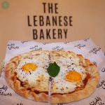 The Lebanese Bakery Halal restaurant Harrods Knightsbridge London