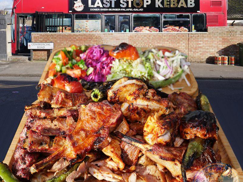 Last Stop Kebab 'Bus' (Turkish) Edmonton
