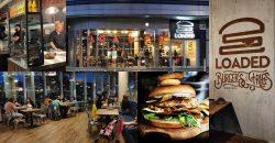 Loaded Gourmet Burgers Hayes London