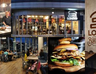 Loaded Gourmet Burgers Hayes London