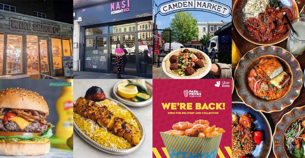 Restaurants reopening lockdown London Halal