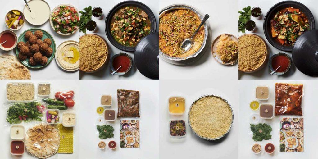 London Arabica Meal Kit