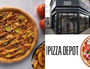 London Pizza Depot London Ilford