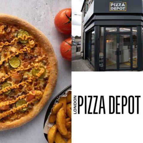 London Pizza Depot London Ilford