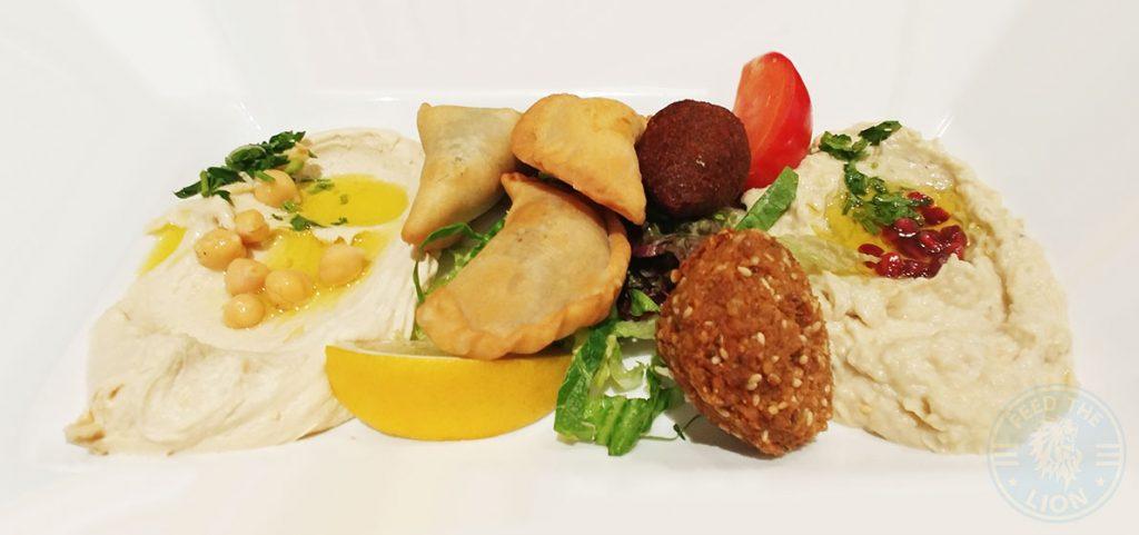 Mandaloun (Lebanese) Westfield, Shephards Bush, London Halal restaurant