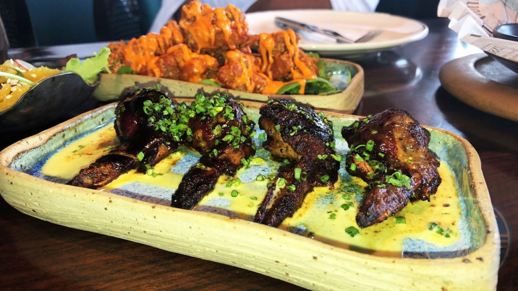 Masti Halal Indian restaurant Dubai Chicken Wings