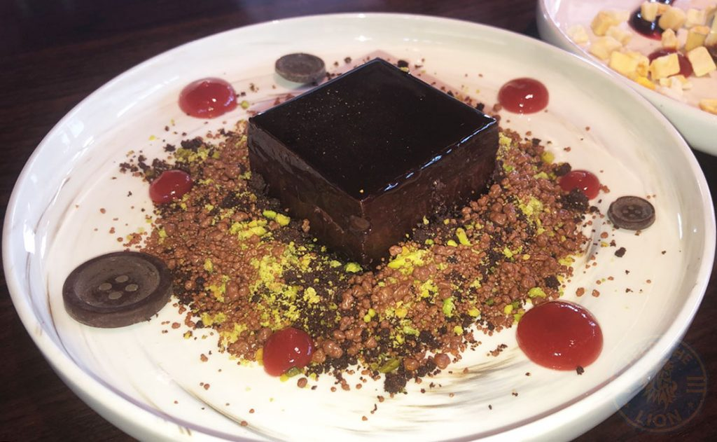 Masti Halal Indian restaurant Dubai Dessert Chocolate Delice