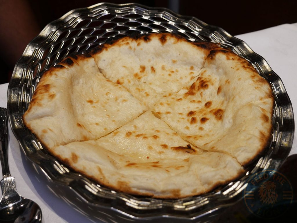 Peshwari Naan Stuffed with nuts & raisins, sweet