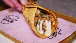 Maison Bab Le Bab Big Zuu Kebab Covent Garden Halal London restaurant