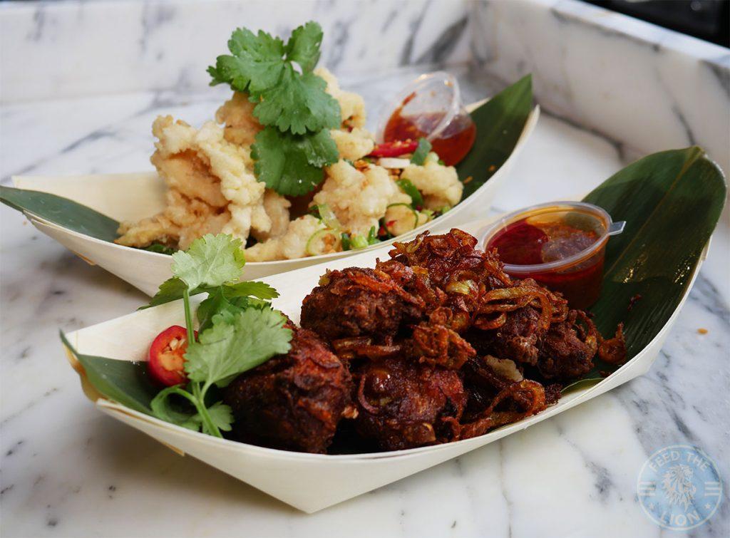 Hawley Wharf Camden Lock Ekachai Halal Thai Malaysian Restaurant Takeaway London